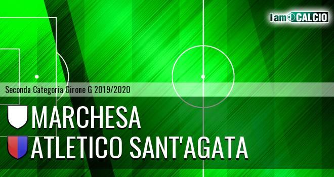 Marchesa - Atletico Sant'Agata