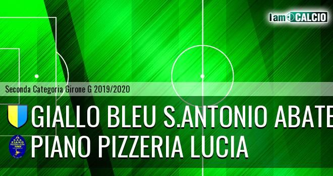 Giallo Bleu Gragnano - Piano Pizzeria Lucia