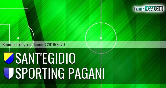 Sant'Egidio - Sporting Pagani