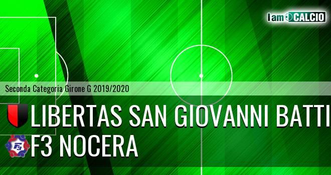 S.S. San Giovanni Battista - F3 Nocera