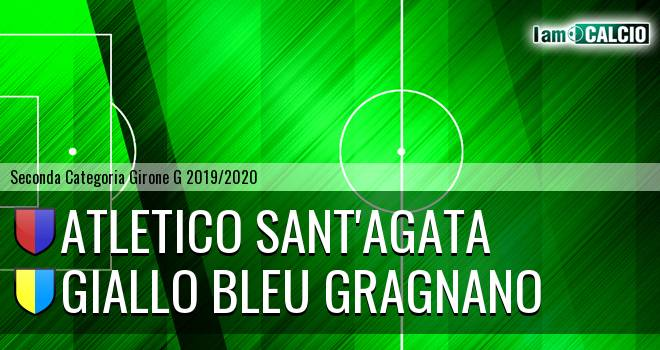 Atletico Sant'Agata - Giallo Bleu Gragnano