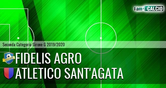 Fidelis Agro - Atletico Sant'Agata