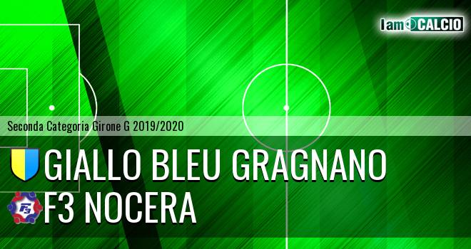 Giallo Bleu Gragnano - F3 Nocera