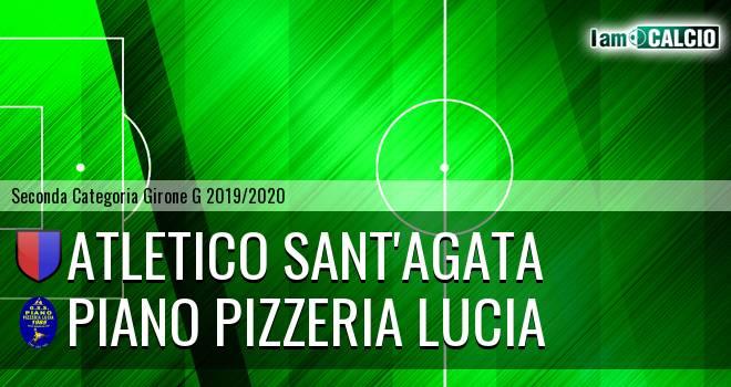 Atletico Sant'Agata - Piano Pizzeria Lucia