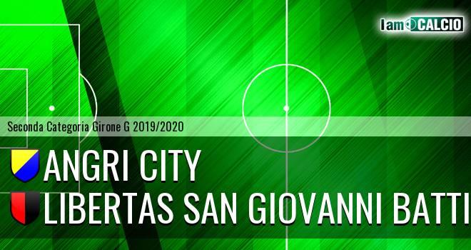 Angri City - S.S. San Giovanni Battista