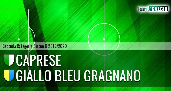 Caprese - Giallo Bleu Gragnano