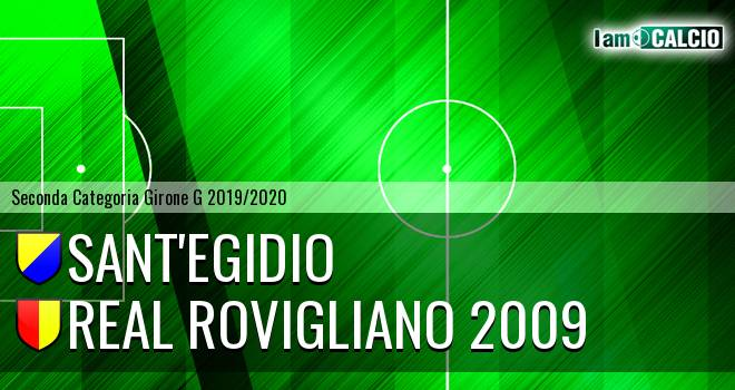 Sant'Egidio - Real Rovigliano 2009
