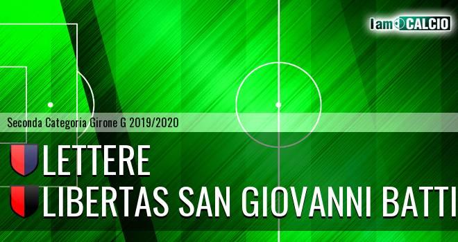 Lettere - S.S. San Giovanni Battista