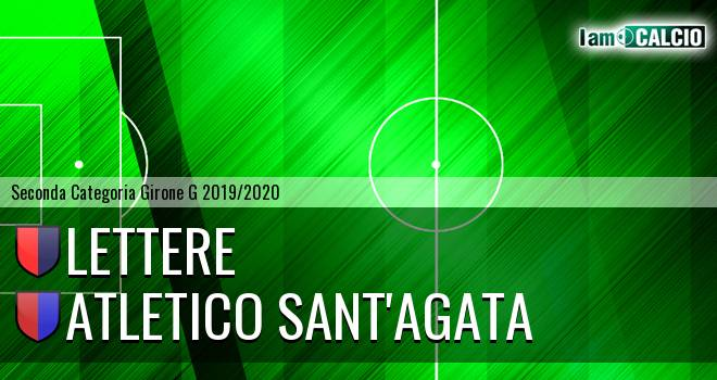 Lettere - Atletico Sant'Agata