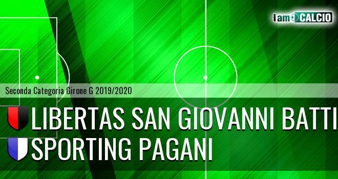 S.S. San Giovanni Battista - Sporting Pagani