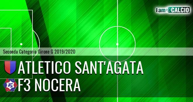 Atletico Sant'Agata - F3 Nocera