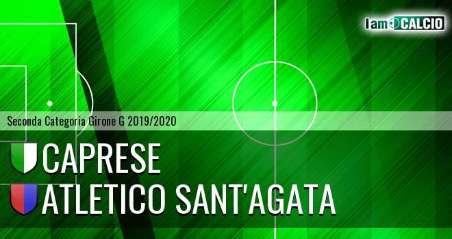 Caprese - Atletico Sant'Agata