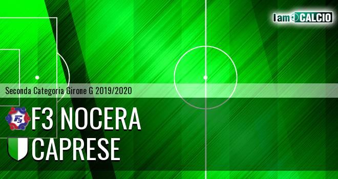 F3 Nocera - Caprese