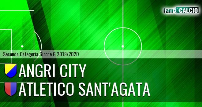 Angri City - Atletico Sant'Agata