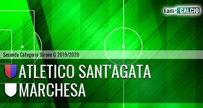Atletico Sant'Agata - Marchesa