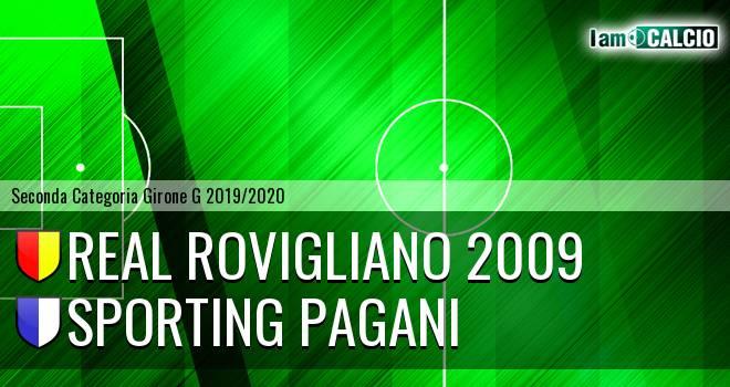 Real Rovigliano 2009 - Sporting Pagani