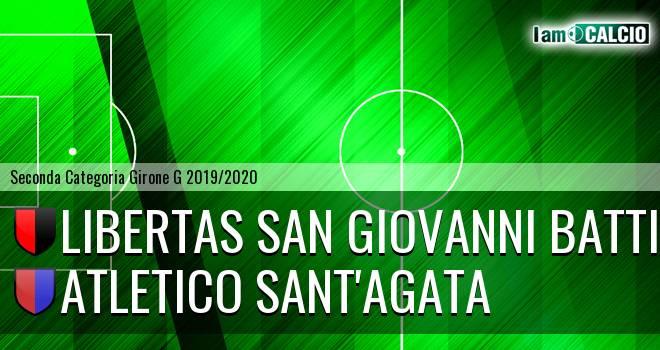 S.S. San Giovanni Battista - Atletico Sant'Agata