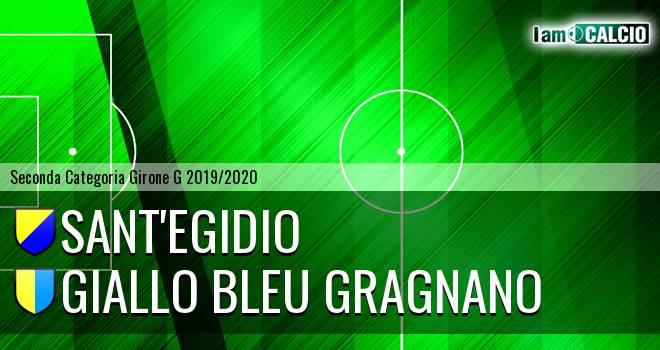 Sant'Egidio - Giallo Bleu Gragnano
