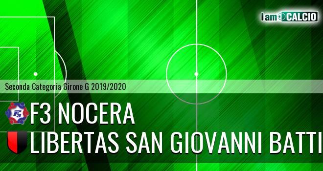F3 Nocera - S.S. San Giovanni Battista