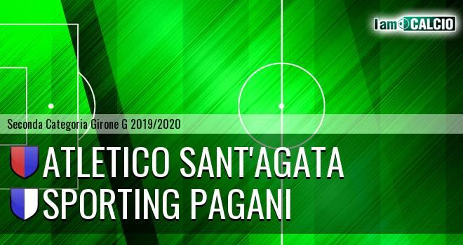 Atletico Sant'Agata - Sporting Pagani