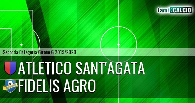 Atletico Sant'Agata - Fidelis Agro