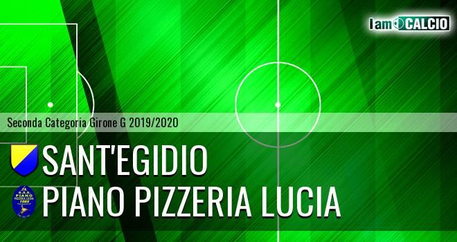 Sant'Egidio - Piano Pizzeria Lucia