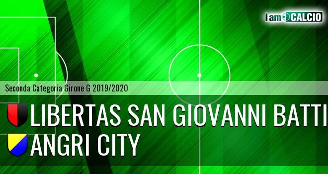 S.S. San Giovanni Battista - Angri City