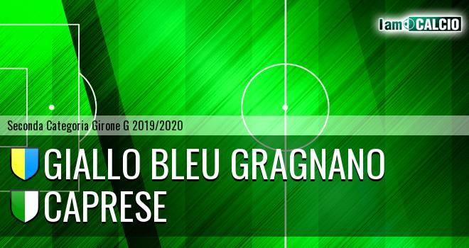 Giallo Bleu Gragnano - Caprese