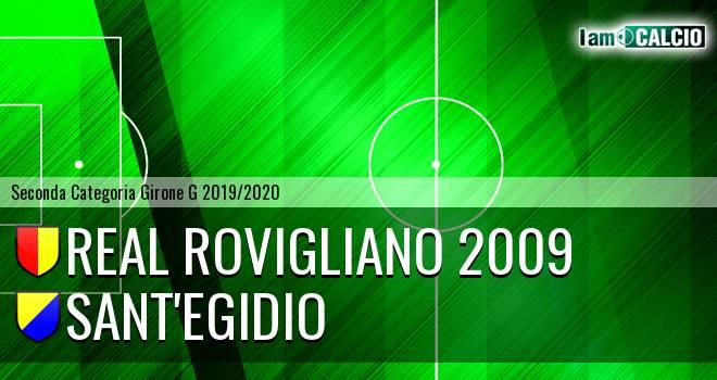 Real Rovigliano 2009 - Sant'Egidio