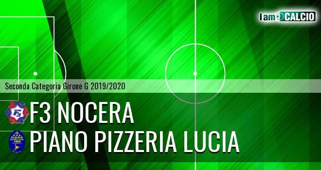 F3 Nocera - Piano Pizzeria Lucia