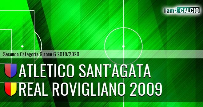 Atletico Sant'Agata - Real Rovigliano 2009