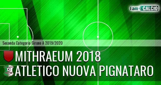 Mithraeum 2018 - Atletico Nuova Pignataro