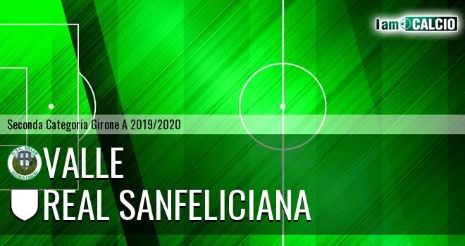 Valle - Real Sanfeliciana
