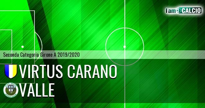 Virtus Carano - Valle