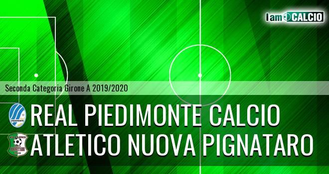 Real Piedimonte Calcio - Atletico Nuova Pignataro