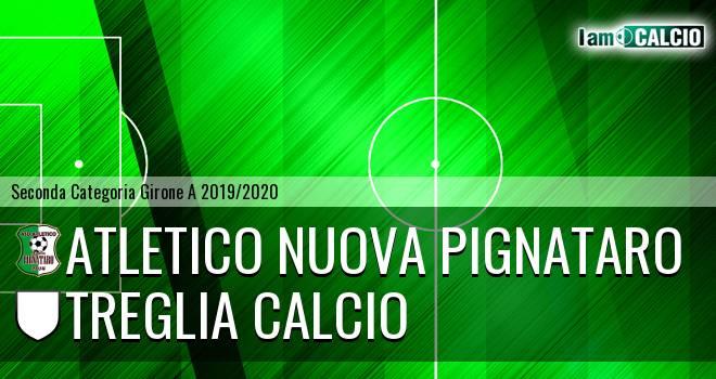 Atletico Nuova Pignataro - Treglia Calcio