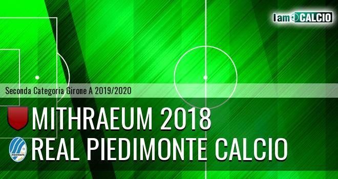 Mithraeum 2018 - Real Piedimonte Calcio