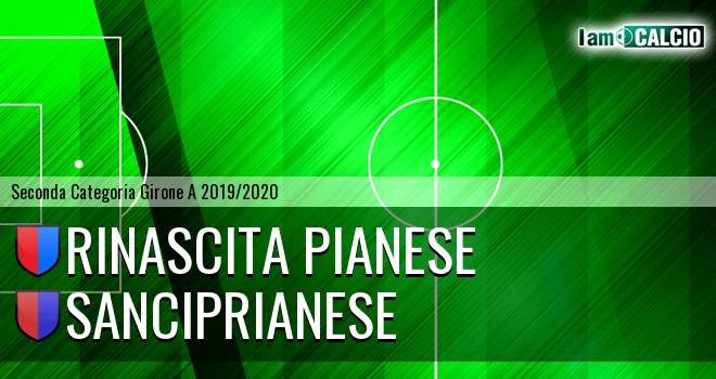 Rinascita Pianese - Sanciprianese