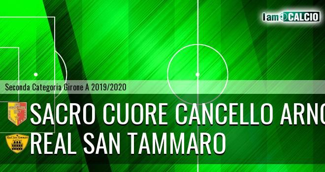 Sacro Cuore Cancello Arnone - Real San Tammaro