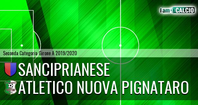 Sanciprianese - Atletico Nuova Pignataro