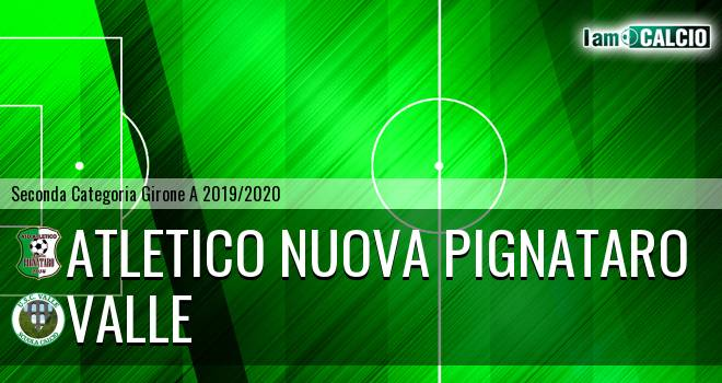 Atletico Nuova Pignataro - Valle