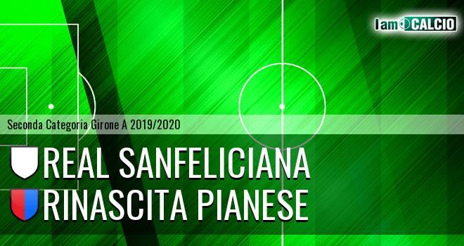 Real Sanfeliciana - Rinascita Pianese