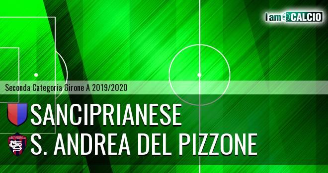 Sanciprianese - S. Andrea del Pizzone