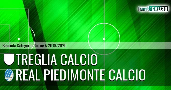 Treglia Calcio - Real Piedimonte Calcio