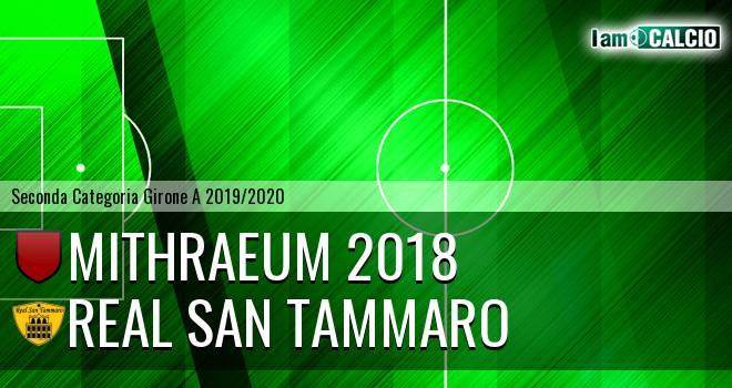 Mithraeum 2018 - Real San Tammaro