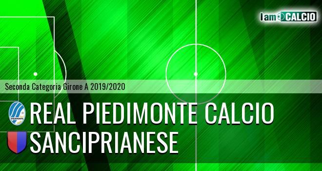 Real Piedimonte Calcio - Sanciprianese