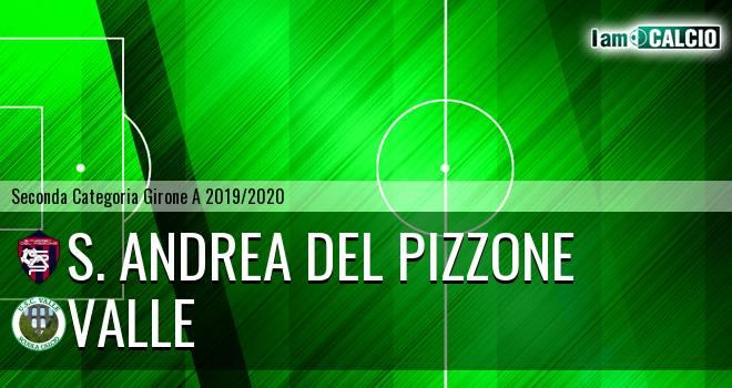 S. Andrea del Pizzone - Valle