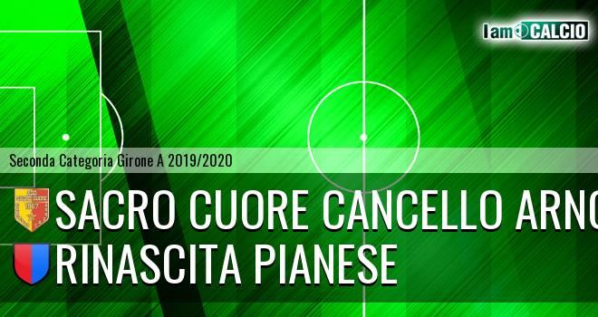 Sacro Cuore Cancello Arnone - Rinascita Pianese