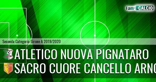 Atletico Nuova Pignataro - Sacro Cuore Cancello Arnone