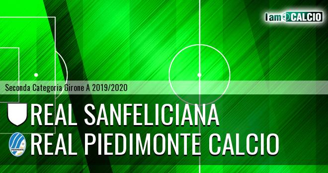 Real Sanfeliciana - Real Piedimonte Calcio